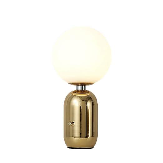 Lámparas de escritorio FHW Postmoderno Forjado Chapado de Hierro ...