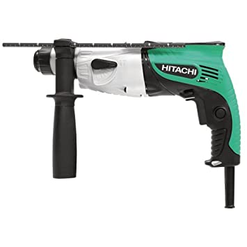 hitachi hammer drill. hitachi dh22pg 22mm sds plus rotary hammer drill