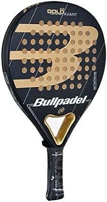 Pala DE Padel BULLPADEL Gold 3.0: Amazon.es: Deportes y aire ...