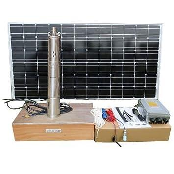 Jintai Pump JS3-2 1-120 Solar DC 3