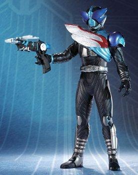Kamen Rider Kabuto Rider Hero Series K05 Drake Rider (Rider Form) (japan import)