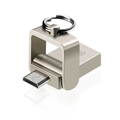 UGREEN Android Flash Drive USB 2.0 Micro USB OTG Disk Memory Thumb Drive Keychain