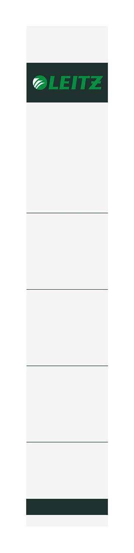 Karton schmal f/ür 1015 10 St/ück grau Leitz 16080085 R/ückenschild