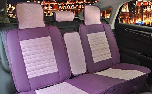 【即納!最大半額!】 カーカーシートプロテクター用シートカバー 一般的な車のクッションカバーリネンデラックス版(8セット)一般的な車のクッションカバーフォーシーズンズユニバーサル5色オプション (色 カーシートクッションカーシートマット (色 B07PHQXR57 : 2) 4 B07PHQXR57 4 4, 上陽町:28adc488 --- quiltersinfo.yarnslave.com