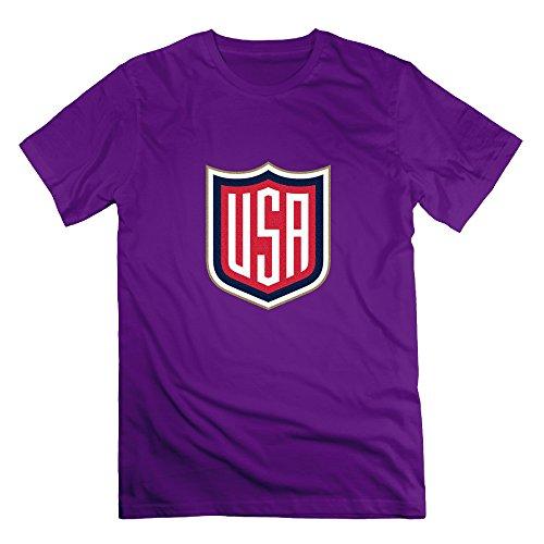 US-adults Team USA World Cup Of Hockey 2016 Tees Shirt.