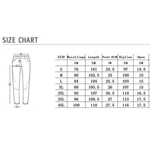 Déchiré Eclair Plus Pantalon En Bleu Maigre Foncé Denim Stretch Taille Fermeture La Chic Skinny Trou Mode Jeans Homme Pour r7B7Iwqpn