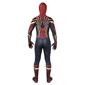 - 41MS662XmdL - Legends Superhero Cosplay Costumes Lycra Spandex Zentai Halloween Costumes Adult/Kids 3D Style