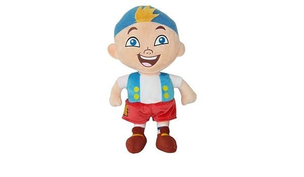 Disney Jake y los piratas de Neverland: 8 pulgadas Cubby peluche ...