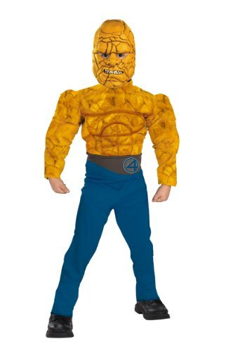 Kids Muscle Chest The Thing Costume - Child