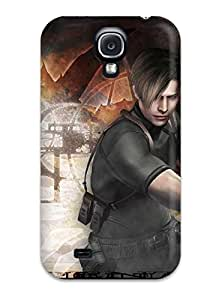 Linda Esther Donna's Shop 9097204K23458803 Fashion Tpu Case For Galaxy S4- Resident Evil Defender Case Cover
