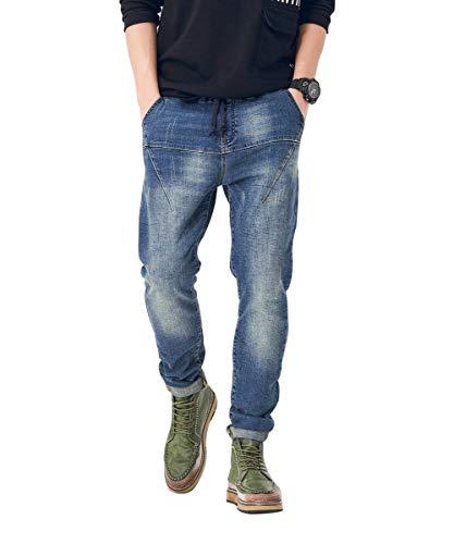 Pantalones Ocio De Los Moda De Pantalones De Pantalones Estiramiento La Vendimia Chicos De Hellblau Pantalones La Mezclilla Rectos Pantalones Mezclilla Hombres Clásico De De Casual De De Mezclilla t1n8xAYP