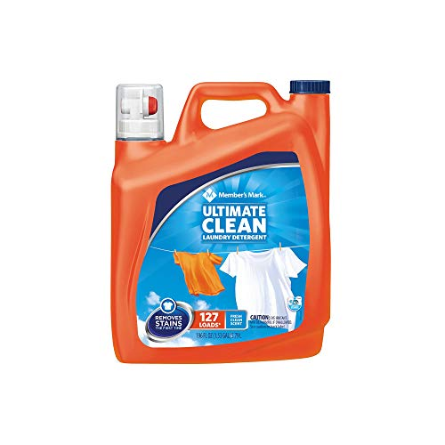 An Item of Member's Mark Ultimate Clean Liquid Laundry Detergent (196 oz.) - Pack of 1