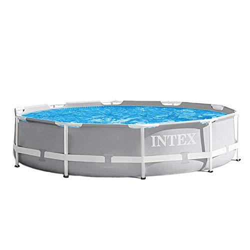 Image of Intex 10ft X 30in Prism Frame Pool Set with Filter