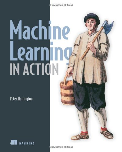 Book cover of Machine Learning in Action by Peter Harrington