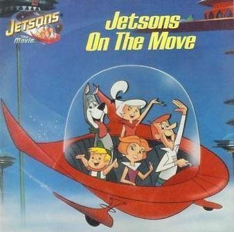 Curious George Space Monkey (Jetsons On The Move)