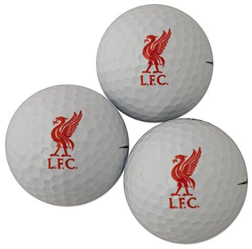 SEI Liverpool Golf Balls by SEI
