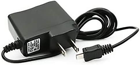 100-240V ! Black eFactory Direct Travel Micro-USB Charger for Sony Z2 Waterproof is Original /& Dual Voltage
