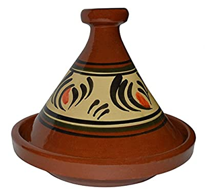 Moroccan Large Simple Cooking Tagine from Treasure Of Morocco