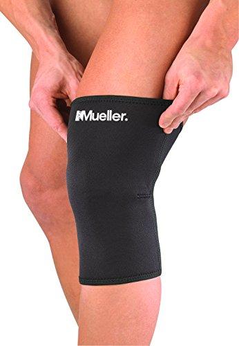 - Mueller Sports Medicine Closed Patella Knee Sleeve, Black
