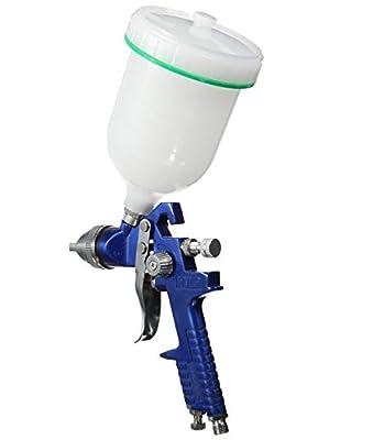 (1 week arrived) 2.0 HVLP Gelcoat and Resin Touch-up Spray Gun Grade Cup Gun, Sprays Gelcoat or Resin resin fiberglass Laminating Roller project kit for composite fiberglass tool fiberglass roller