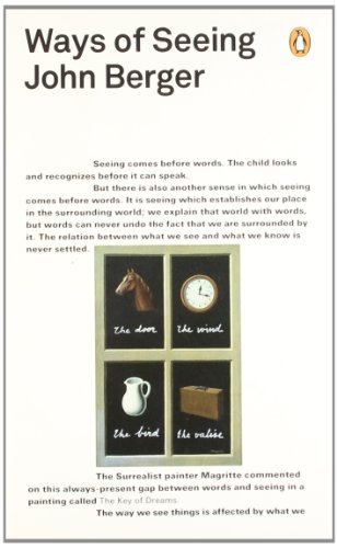 Book cover for Ways of Seeing