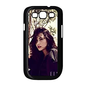ANCASE Phone Case Demi Lovato Hard Back Case Cover For Samsung Galaxy S3 I9300