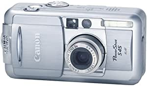 Canon PowerShot S45 4MP Digital Camera w/ 3x Optical Zoom