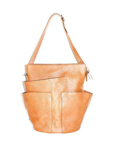 Tulip Purse - Leather Handbag