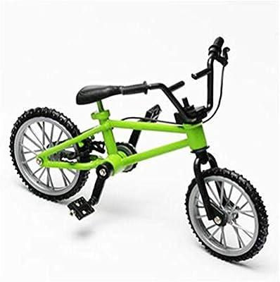 Ogquaton Mini Bicicleta simulación de Juguete Mini aleación Modelo ...