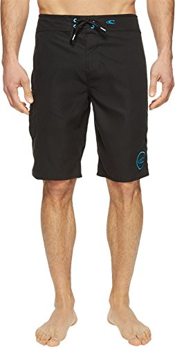 O'Neill Men's Santa Cruz Solid 2.0 Boardshorts Black ()