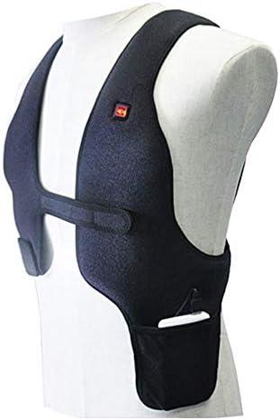 電熱パッドの首の肩と背中の暖房ラップ背中の痛み、痛み、暖かさを保ち、疲労を軽減