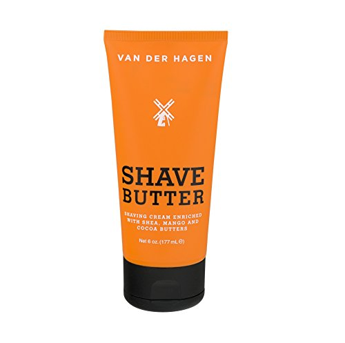 Price comparison product image Van Der Hagen Shave Butter 6 oz (Pack of 2)