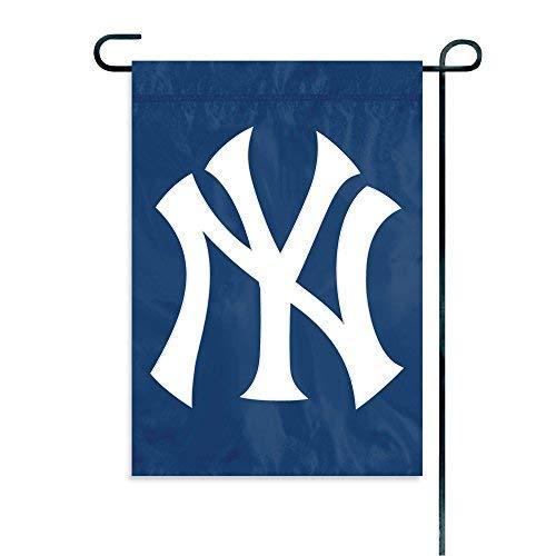 Yankees Garden - The Party Animal MLB New York Yankees MLB Garden Flag, Blue, 18