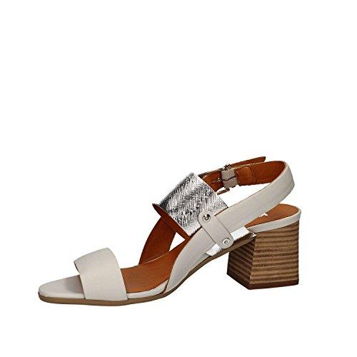 Keys 5215 Sandalen mit Absatz Frauen White 36