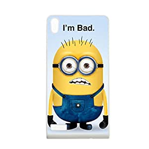 Generic Custom Phone Cases For Teen Girls Printing Despicable Me For Huawei P6 Choose Design 4