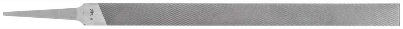 PFERD 12703 10'' Pillar File Swiss Pattern, Cut 0 (12pk)