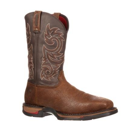 - Rocky Men's FQ0006654 Western Boot, Coffee, 10.5 W US