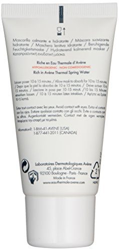 31O4lBxXnrL Eau Thermale Avène Soothing Moisture Mask, 1.69 fl. oz.