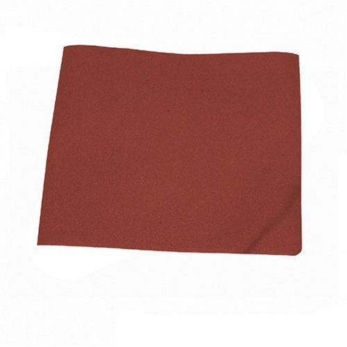 Pack Of 10 Silverline 371759 Emery Cloth Sheets 120 Grit