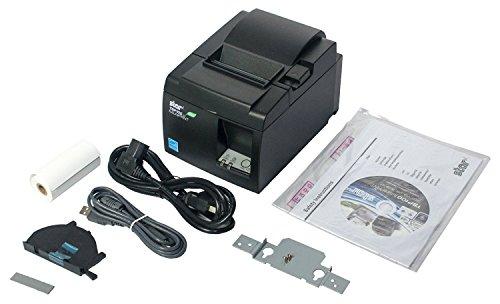 SQUARE POS HARDWARE BUNDLE - Star Micronics TSP143IIU 39464011 USB Printer and Epsilont Cash Drawer 16'' by 16'' 5 Bill 8 Coin by Epsilont (Image #4)