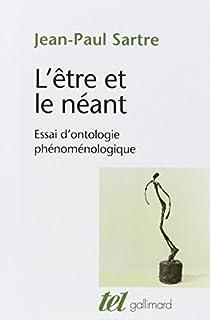 L'Être et le néant : essai d'ontologie phénoménologique : CD 1