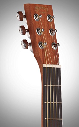Martin Steel String Backpacker Travel Guitar with Bag - Image 6