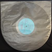 50 Anti Static Round Bottom 12 LP Record Album Inner Sleeves HDPE 37.5 Micron