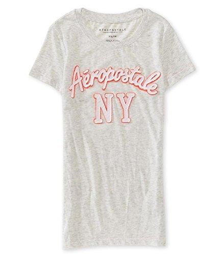 Aeropostale Womens Logo NY Embellished T-Shirt 041 M from AEROPOSTALE