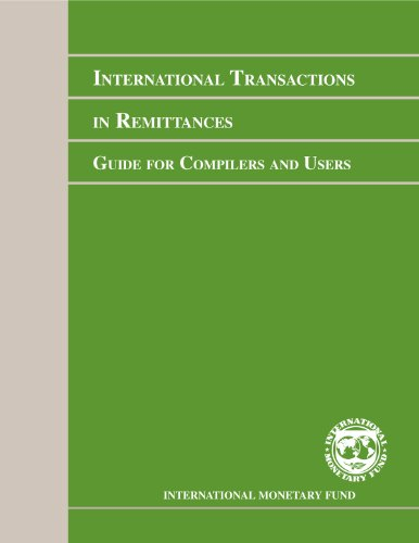 International Transactions in Remittances: Guide for Compilers and Users (RCG) (Balance Check Credit Card)