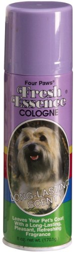 Four Paws Pet Cologne Fresh Essence 6oz by Four Paws