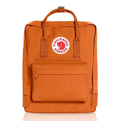 Fjallraven - Kanken Classic Backpack for Everyday, Brick