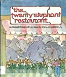 The Twenty Elephant Restaurant, Russell Hoban, 0689305931