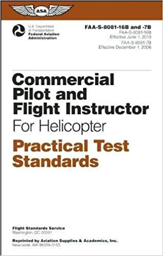 Commercial pilot and flight instructor practical test standards for commercial pilot and flight instructor practical test standards for helicopter faa s 8081 16b and faa s 8081 7b practical test standards series 2013 ed fandeluxe Images