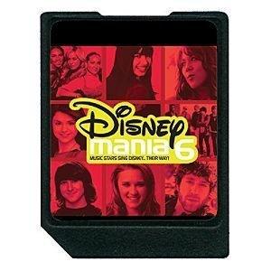 Mix Clip Disney Mania 6 Digital Music Card ()